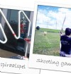 Shooting games & zenuwspiraal