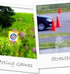 Shooting games & stress parcours